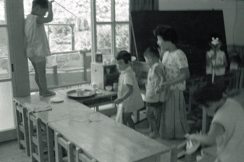 添田撮影 - 50年前の小倉沢